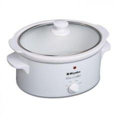Miyako SC 510 Slow Cooker 5 Liter