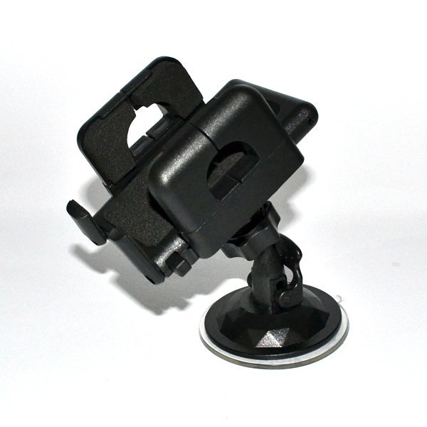 MMS Car Mount Holder Universal For Smartphone, GPS - Hitam
