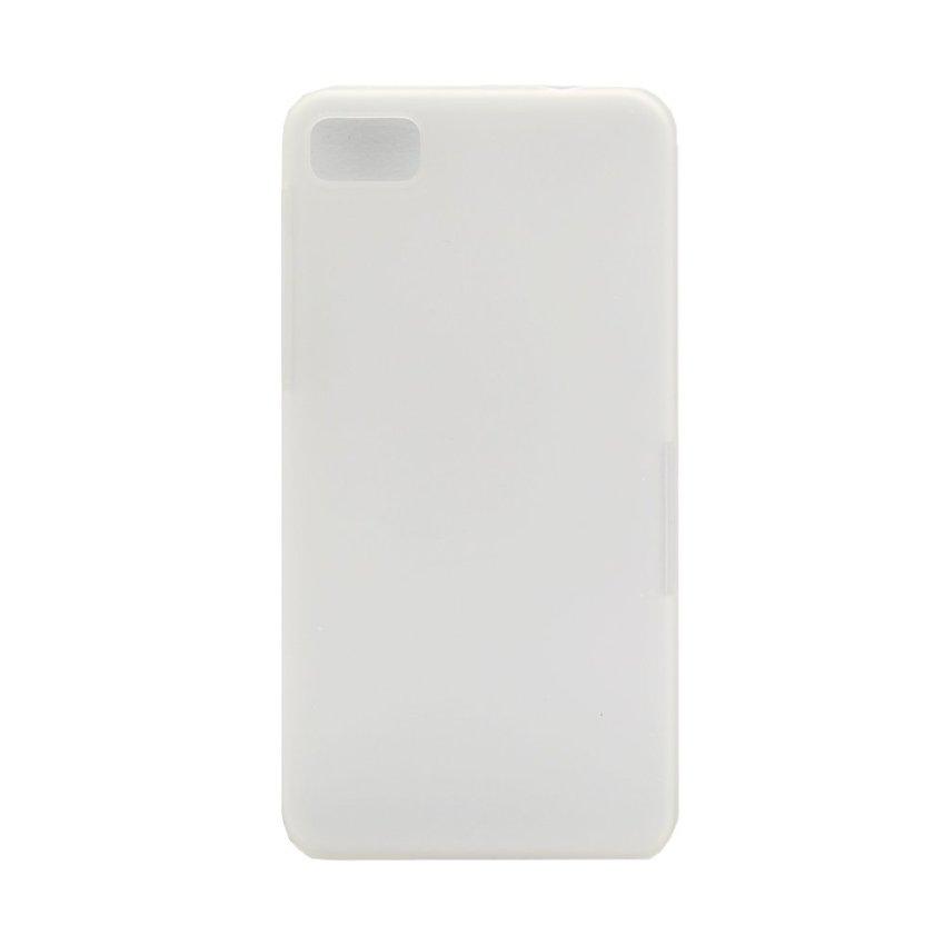 Mobile Case for Blackberry Z10 - Putih