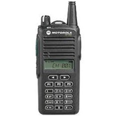 Motorola Handy Talky CP-1660 UHF Low