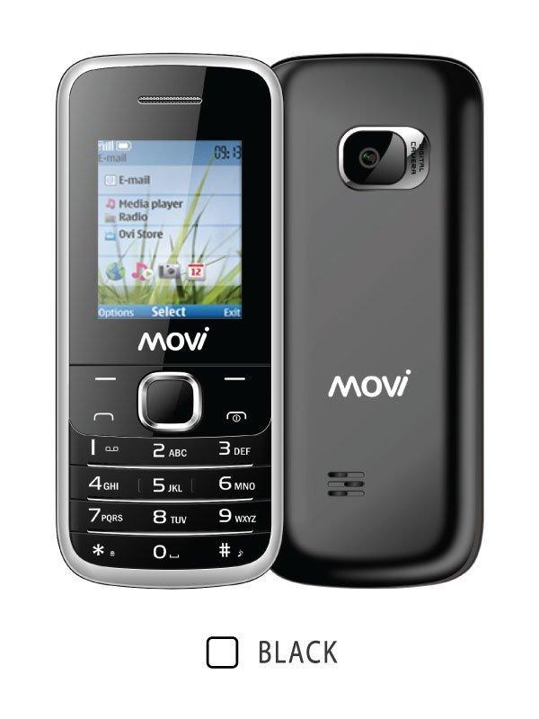 Movi Esia C11 air Flash New - Black