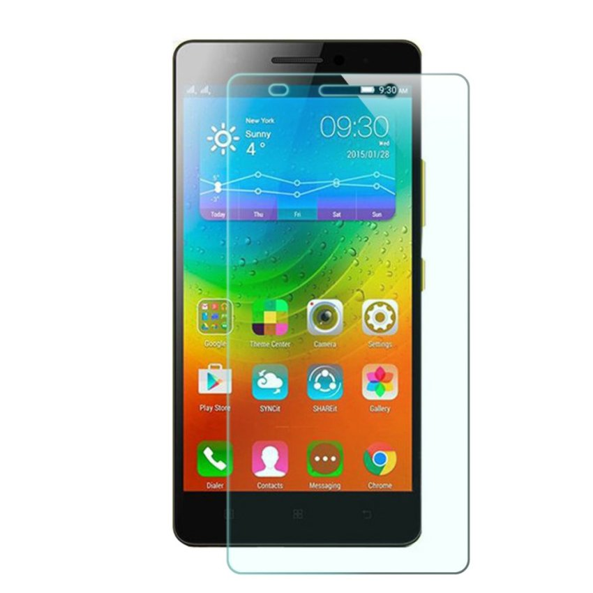 Mr.northjoe 0.3mm 2.5D 9H Tempered Glass Screen Guard Protector for Lenovo K3 Note (Intl)
