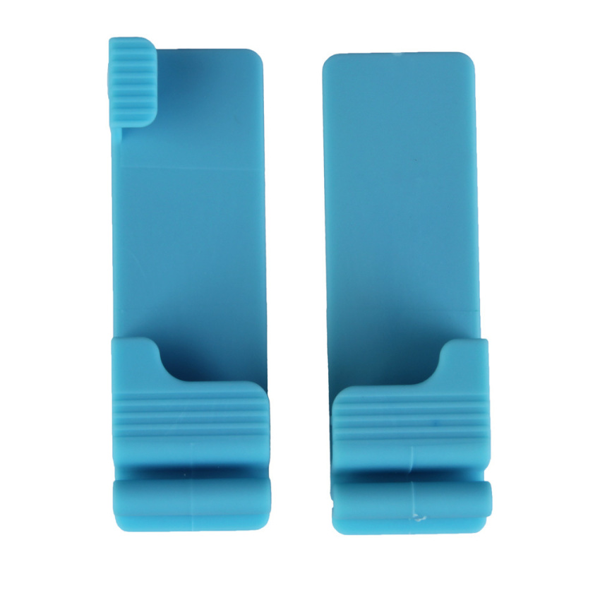 Multifunction Detachable Universal Metal Smart Phone Tablet Wall Mount Blue (Intl)