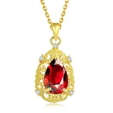 N108-A High Quality Zircon Necklace Fashion Jewelry Free Shopping 18K Gold Plating NecklaceN108-B High Quality Zircon Necklace Fashion Jewelry Free Shopping 18K Gold Plating Necklace