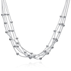 N213 Hot Brand New Fashion Popular Chain Necklace Jewelry Simple Chain Style