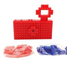 Nano Block USB Toy Digital Camera 5MP - Red