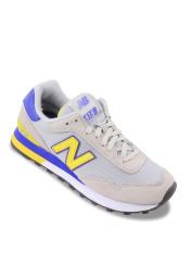 New Balance 515 Women's Lifestyle Shoes - Abu-abu