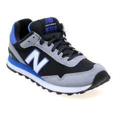 New Balance Lifestyle 515 Low Cut Sneakers Pria - Hitam