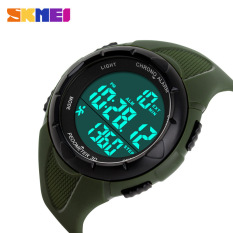 New Casual Women's Watch Fashion Pedometer Digital Fitness For Men Women Outdoor Wristwatches Sports Watches 4COLORS 1108 - Intl