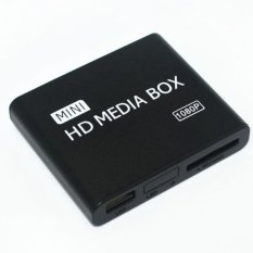 New Mini 1080P Full HD Media Player-MKV / RM-SD / USB / SDHC / MMC HDD-HDMI (BOXCHIP F10) UK