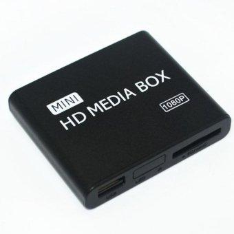 New Mini 1080P Full HD Media Player-MKV / RM-SD / USB / SDHC / MMC HDD-HDMI (BOXCHIP F10) UK