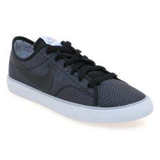 Nike Primo Court Sepatu Lari Pria - Hitam-Putih