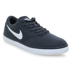 Nike SB Check Canvas Sepatu Lari Pria - Hitam-Putih