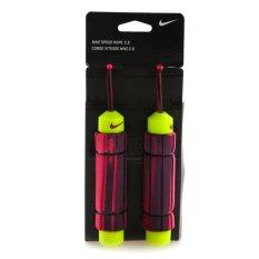 Nike Speed Rope 2.0 - Hyper Pink-Deep Burgundy-Volt