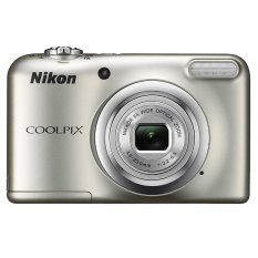 Nikon Coolpix A10 - 16.1 MP - 5x Optical Zoom - Silver