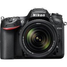 Nikon D7200 - 24.2MP - Kit 18-140mm VR Lens - Hitam