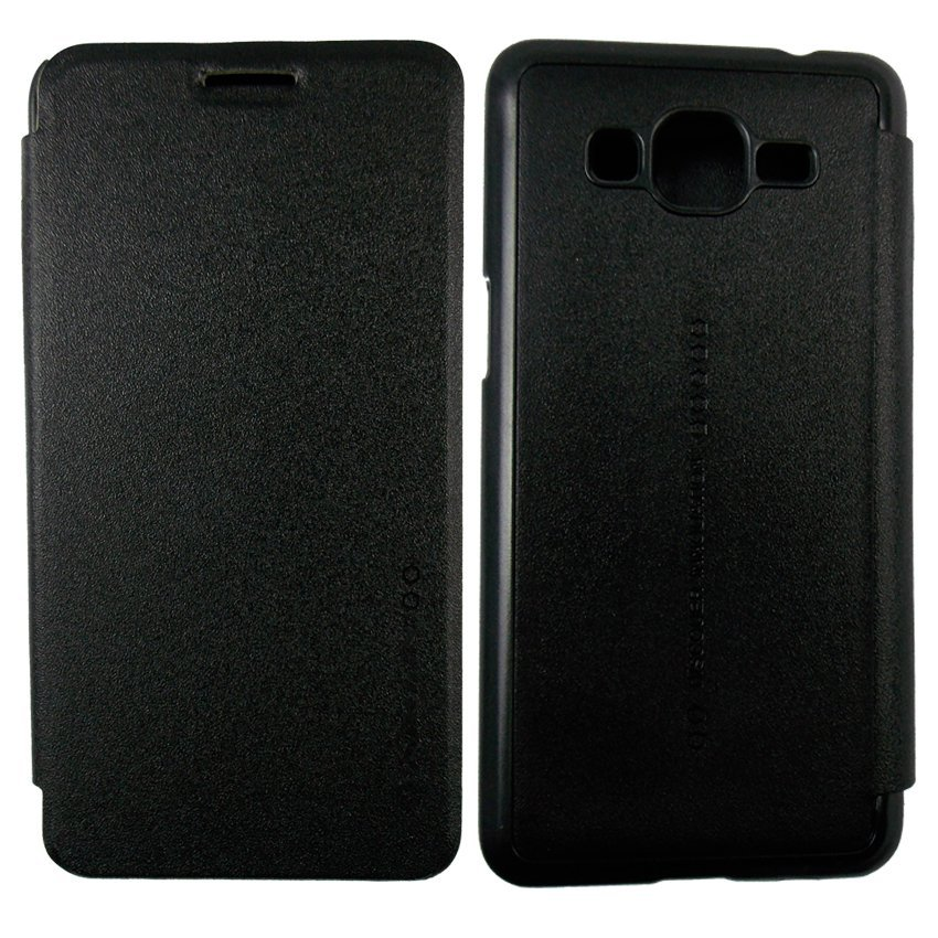 Nillkin Flip Cover LC  for Samsung Galaxy J5 - Hitam
