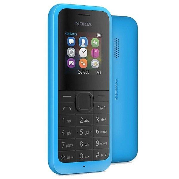 Nokia - 105 - Cyan