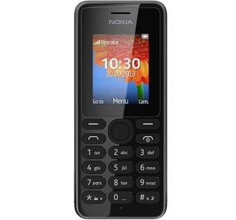 Nokia 108 Dual Sim - Hitam