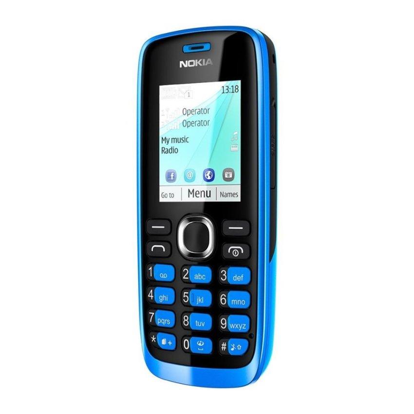 Nokia 112 - Dual GSM - Cyan