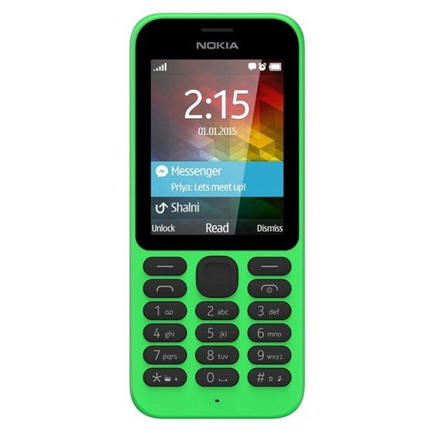 Nokia 215 Dual Sim - Green