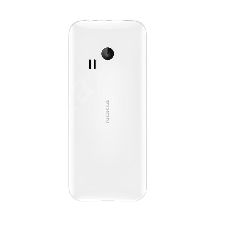 Nokia 222 Dual Sim - 16 MB - Putih