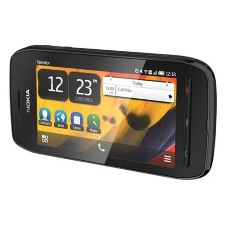 Nokia 603 - 2GB - Black