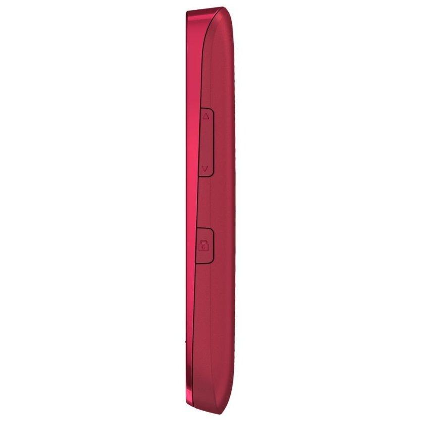 Nokia Asha 202 - Dual GSM - Merah Tua