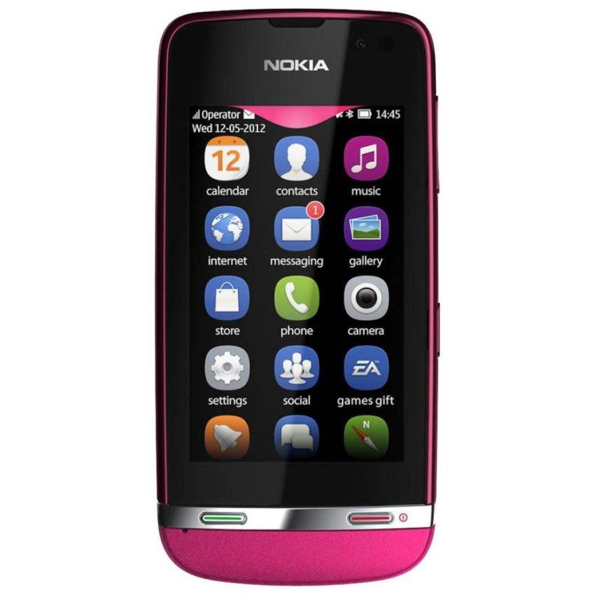 Nokia Asha 311 - Merah