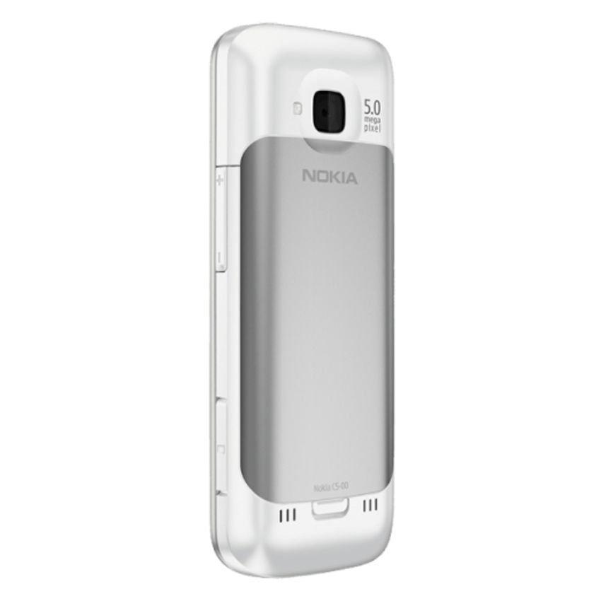 Nokia C5-00.2 - Putih
