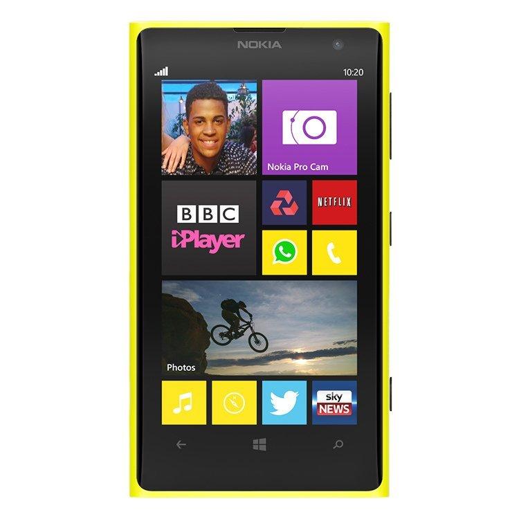Nokia Lumia 1020 - Kuning