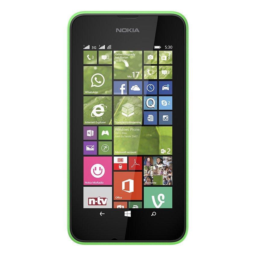 Nokia Lumia 530 Dual SIM - 4 GB - Hijau