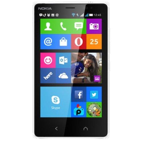 Nokia X2 Dual Sim - 4GB - Putih