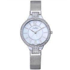 Nonof Julius (Julius) Ladies Quartz Watch Fashion Ladies Watch Lady Students Watch 825 Silver Strip