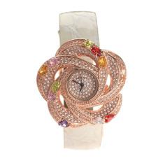 Nonof The Quality Of The Watch Marisa Watches Female Fashion Ladies Watch Stars Full Diamond Flower Type Diamond Watch