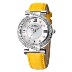 Oanda Sinobi Brand New 2016 Authentic High Fashion Personality Wild Ladies Watches Belt Table