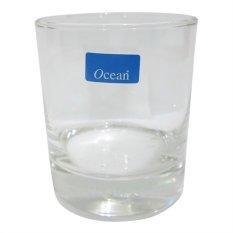 Ocean Sanmarino Rock 245 ml -  Clear - 6 pcs