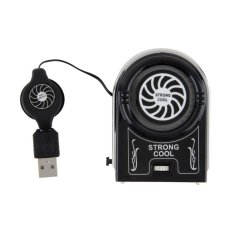 OH Mini Vacuum USB Cooler Air Extracting Cooling Fan For Notebook Laptop