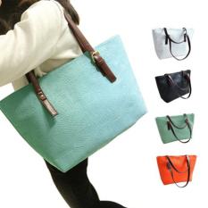 OH Women Lady Vintage Big Purse Bag Tote Fashion Handbag ShoulderPU Leather