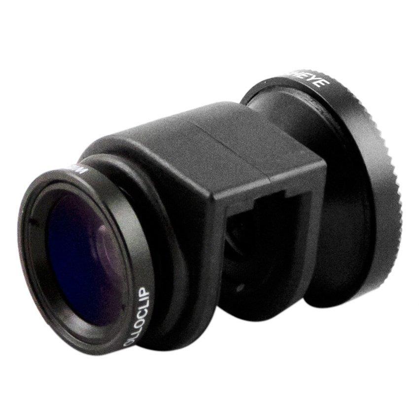 Olloclip Original 3 in 1 lens for iPhone SE / 5S / 5 - Hitam