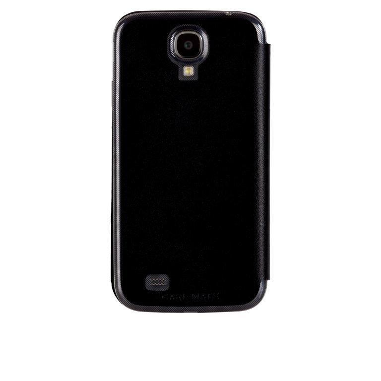 OLO Folio - Samsung Galaxy S4 - Hitam