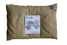 Olus Pillow Mom Bantal Kesehatan Bayi Isi Kulit Kacang Hijau Original - Mocca