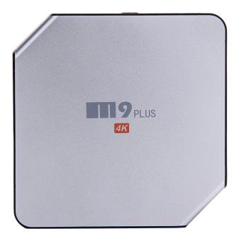 Omikai Silver M9 PLUS Android 5.1 KODI 16.1 Streaming Media Player Smart TV Box