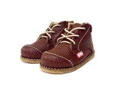 ONWKIDZ Sepatu Anak Casual Boots Brown Turtle - Cokelat