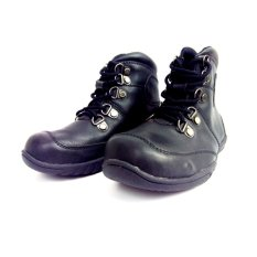 ONWKIDZ Sepatu Boots Anak Boots Gecko - Hitam