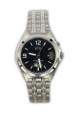 Orient Jam Tangan Pria-Silver-Strap Stainless-fem5a00xd Automatic (...one Size)