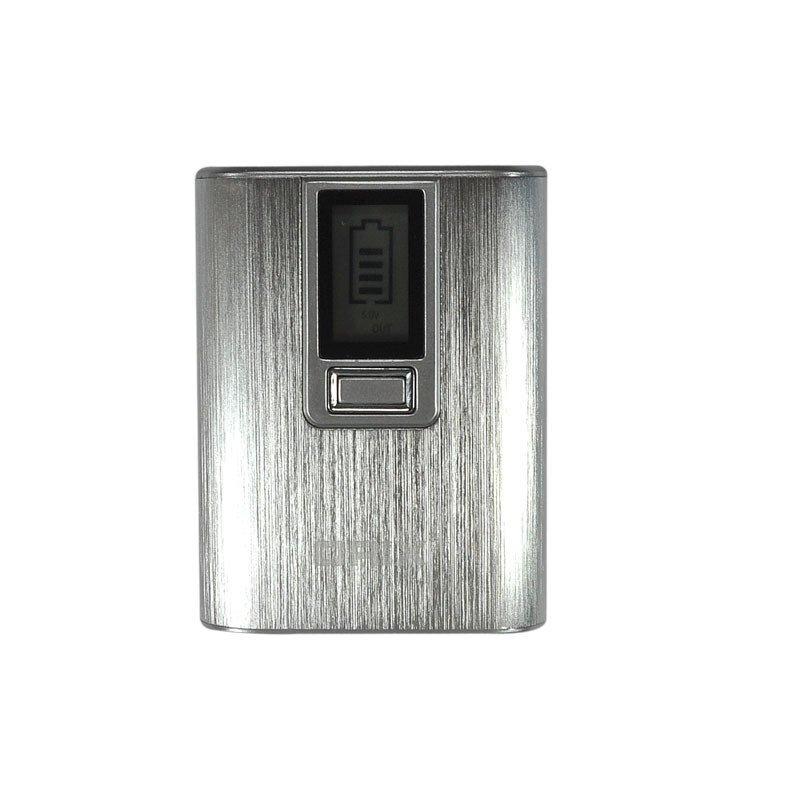 Orix Mobile Powerbank LCD 6000 mAh Silver