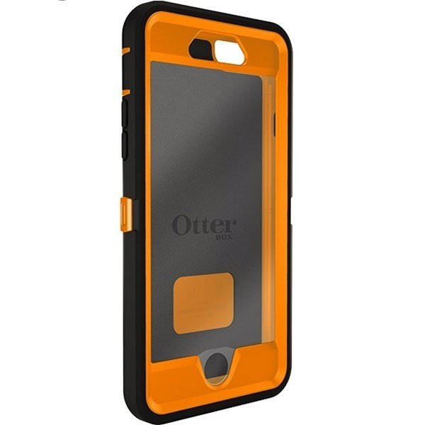 Otterbox Defender Series Case with Realtree Camo for iPhone 6 - Max 5 - Hitam