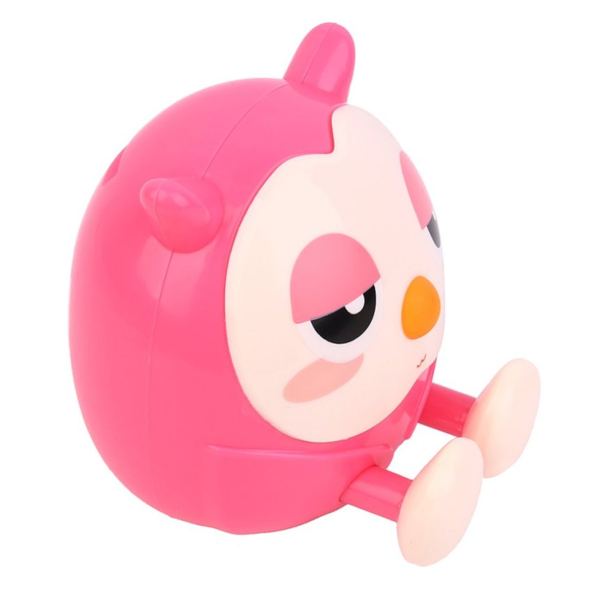 Owl Creative Cell Phone Holder (Pink) (Intl)
