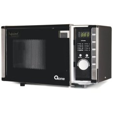 Oxone OX-77D Mirror Microwave Oxone - Black